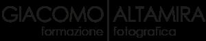 Giacomo Altamira Formazione Fotografica Logo