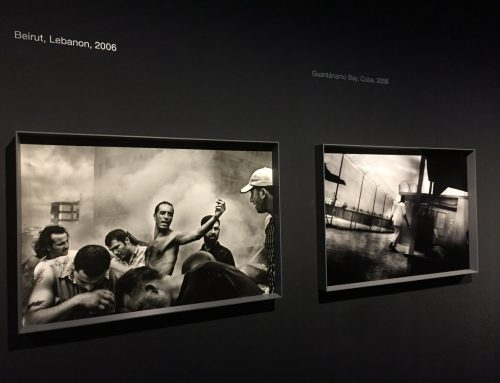 Paolo Pellegrin in mostra a Roma